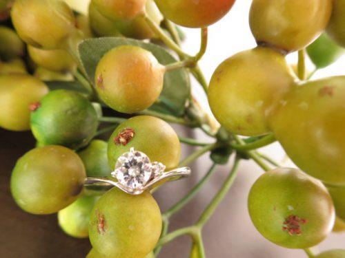 高崎工房の婚約指輪|IMG_8776