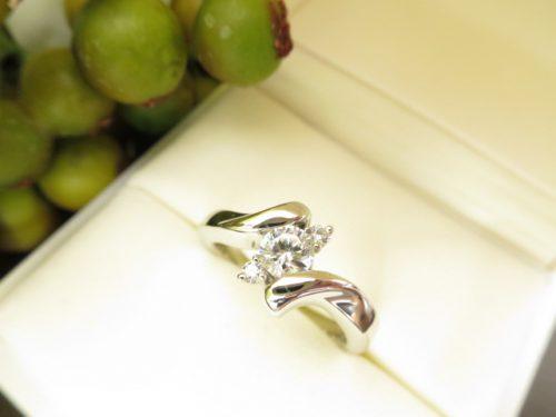 高崎工房の婚約指輪|IMG_8807
