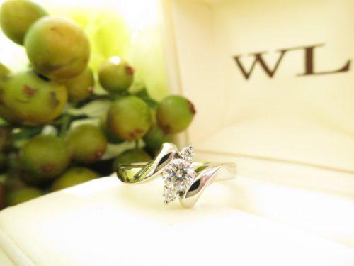 高崎工房の婚約指輪|IMG_8808