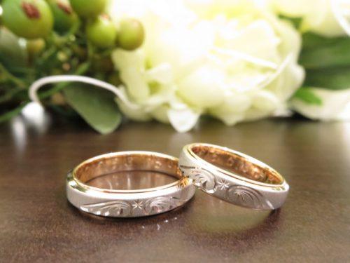 お客様の結婚指輪|IMG_8874