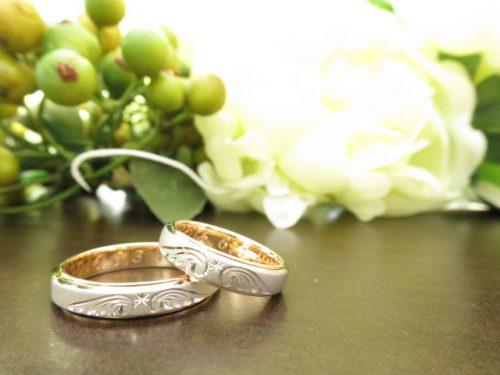 お客様の結婚指輪|IMG_8877