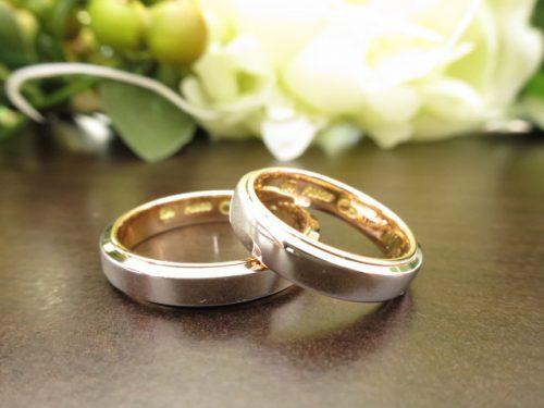 お客様の結婚指輪|IMG_8880