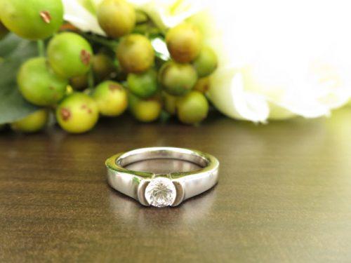 高崎工房の婚約指輪|IMG_8909