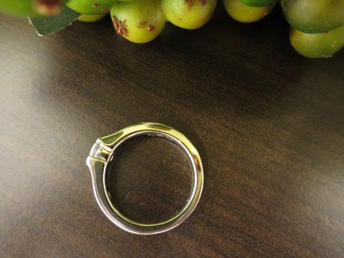 高崎工房の婚約指輪|IMG_8910