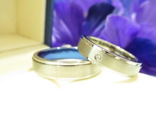 輪ファミリーの結婚指輪|IMG_9420