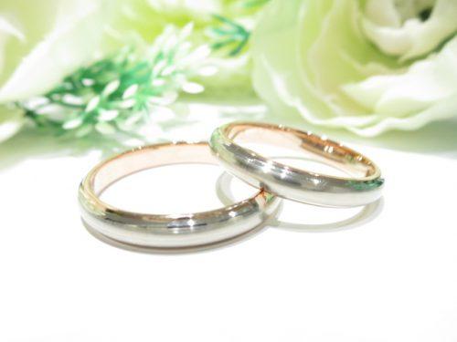 輪ファミリーの結婚指輪|IMG_9423