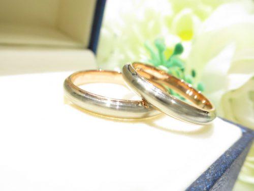 輪ファミリーの結婚指輪|IMG_9425