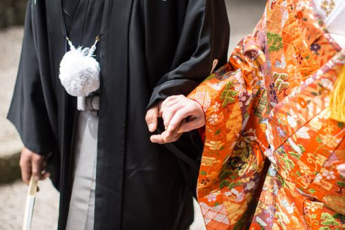 神前結婚式|gahag-0054457195-1
