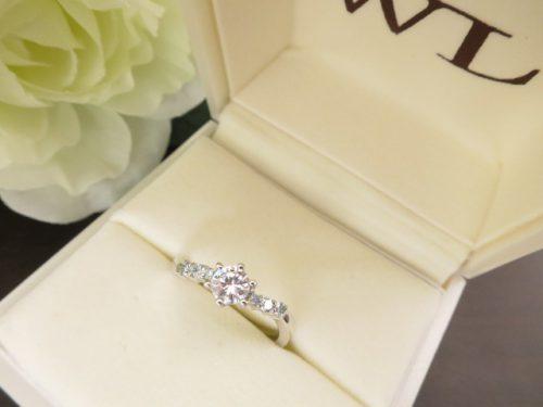 高崎工房の婚約指輪|IMG_0415