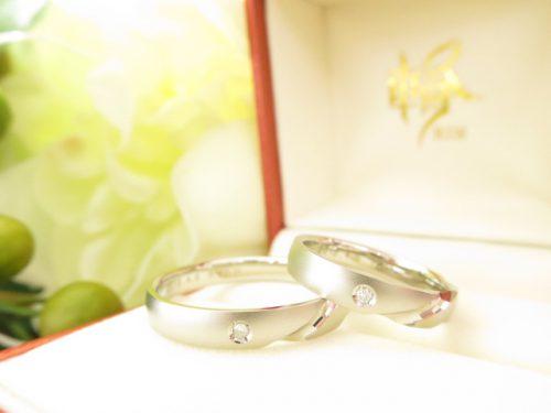 お客様の結婚指輪|IMG_0696