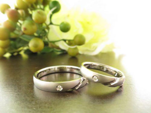お客様の結婚指輪|IMG_0697