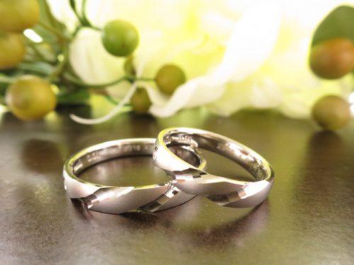 お客様の結婚指輪|IMG_0699
