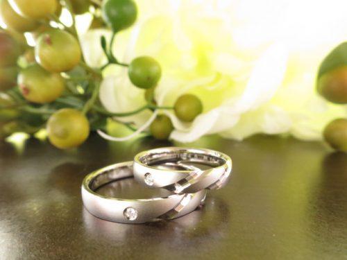 お客様の結婚指輪|IMG_0702