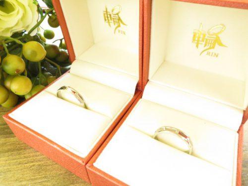 お客様の結婚指輪|IMG_0775