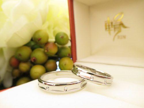 お客様の結婚指輪|IMG_0776