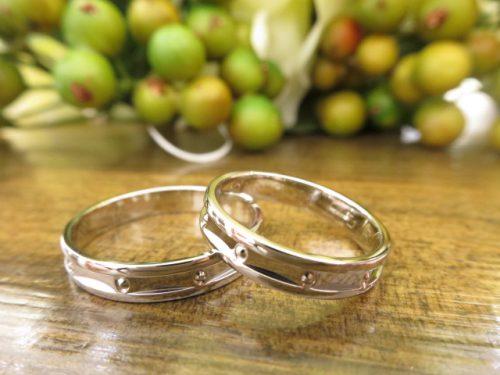 お客様の結婚指輪|IMG_0778