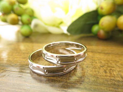 お客様の結婚指輪|IMG_0780