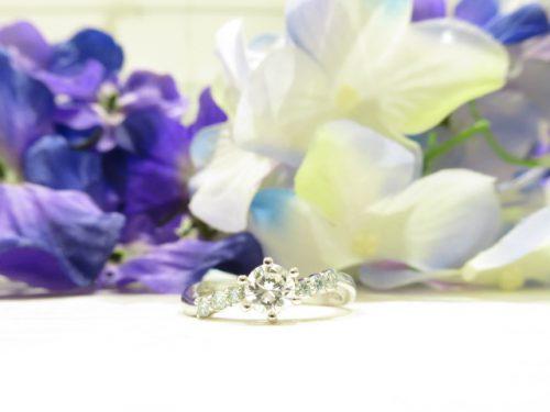 輪高崎工房の婚約指輪|IMG_1405