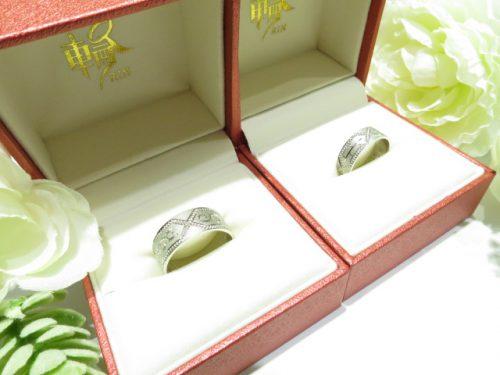 輪ファミリーの結婚指輪|IMG_1599