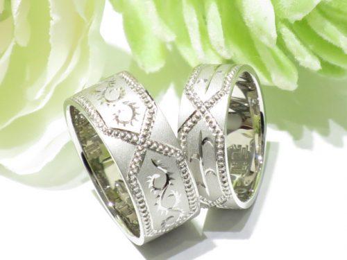 輪ファミリーの結婚指輪|IMG_1601