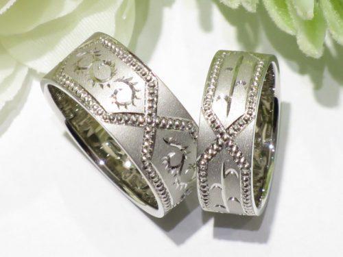 輪ファミリーの結婚指輪|IMG_1605