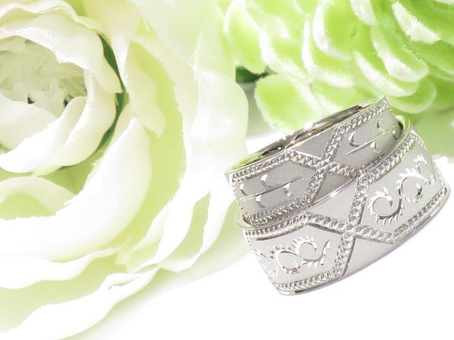 輪ファミリーの結婚指輪|IMG_1607
