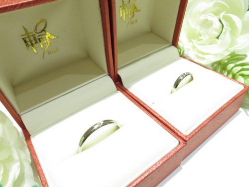 輪ファミリーの結婚指輪|IMG_1608