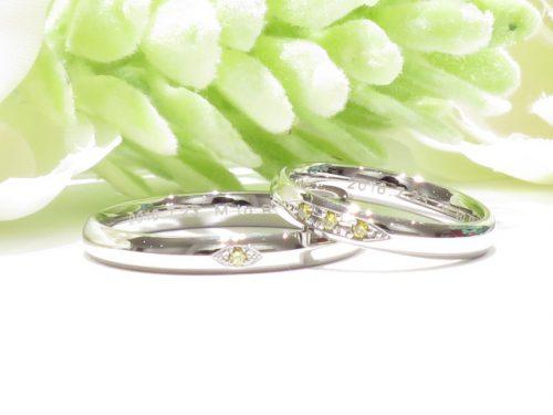 輪ファミリーの結婚指輪|IMG_1612