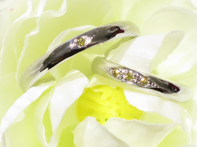 輪ファミリーの結婚指輪|IMG_1613