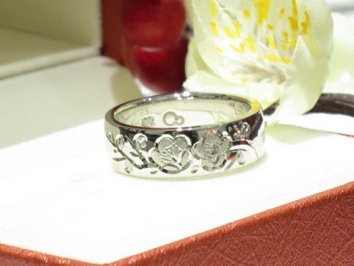 輪ファミリーのリング|IMG_1618