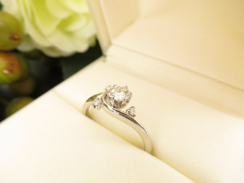 お客様の婚約指輪|IMG_1682