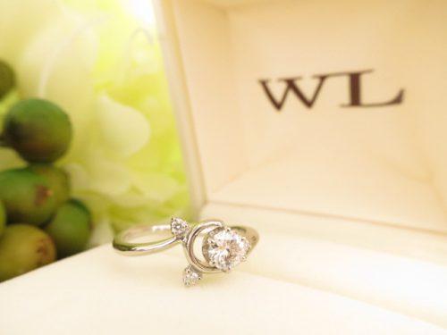 お客様の婚約指輪|IMG_1685