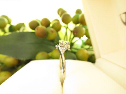 お客様の婚約指輪|IMG_1687