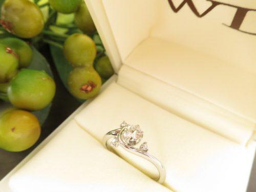 お客様の婚約指輪|IMG_1688