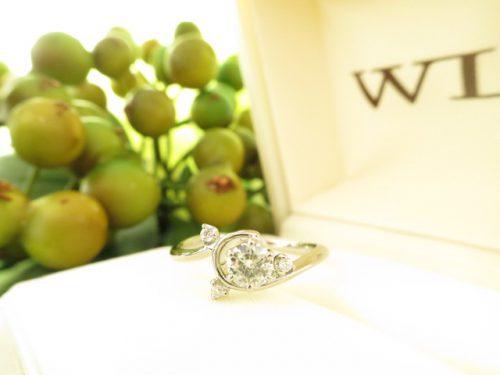 お客様の婚約指輪|IMG_1689