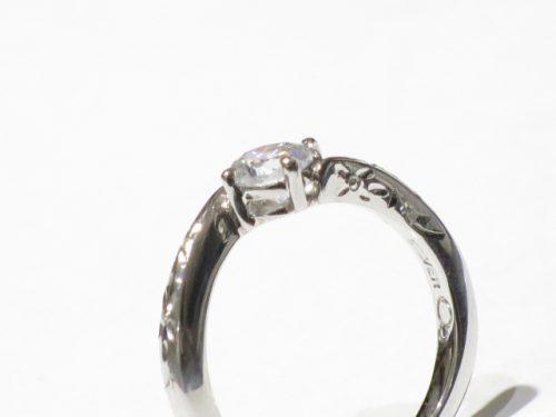 輪高崎工房の婚約指輪|IMG_9140