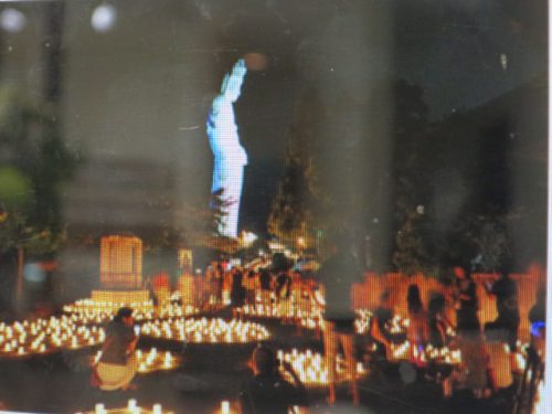 高崎観音山万灯会ろうそく祭り|IMG_9621