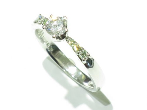 輪高崎工房の婚約指輪|IIMG_9644
