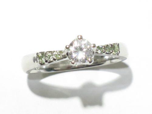 輪高崎工房の婚約指輪|IIMG_9645