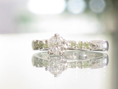 輪高崎工房の婚約指輪|IIMG_9649
