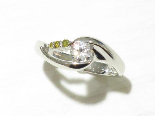 輪高崎工房の婚約指輪|IMG_2093