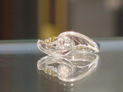 輪高崎工房の婚約指輪|IMG_2098