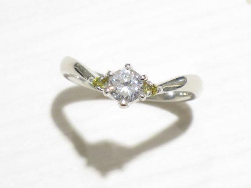 輪高崎工房の婚約指輪|IMG_2099