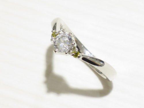 輪高崎工房の婚約指輪|IMG_2100