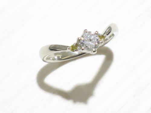 輪高崎工房の婚約指輪|IMG_2101