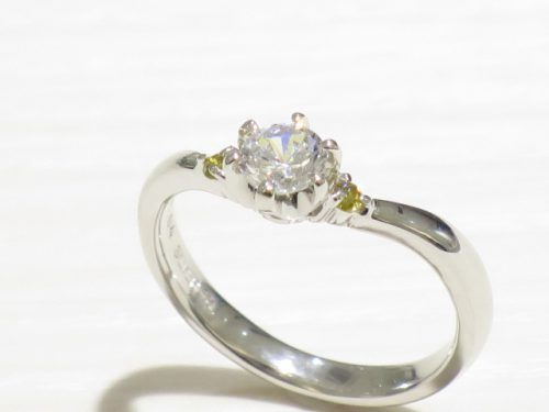 輪高崎工房の婚約指輪|IMG_2102