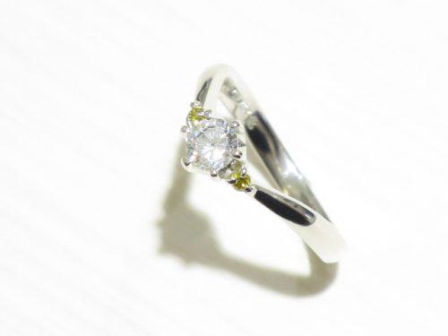 輪高崎工房の婚約指輪|IMG_2103