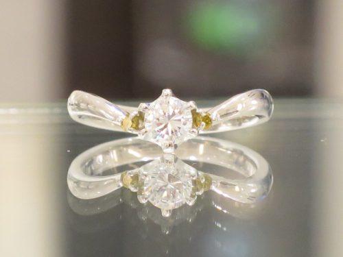 輪高崎工房の婚約指輪|IMG_2104