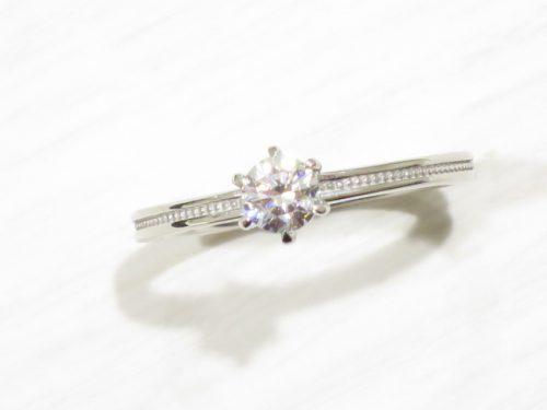輪高崎工房の婚約指輪|IMG_2113