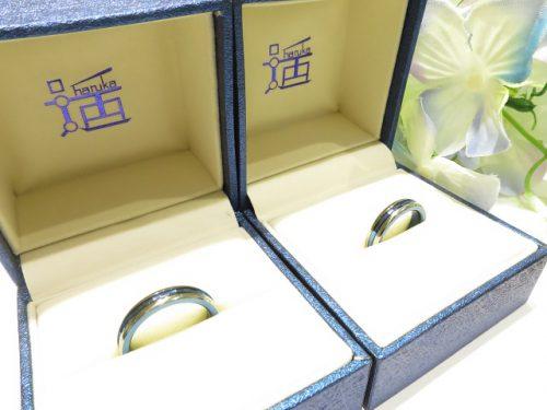 輪高崎工房の結婚指輪|IMG_2127